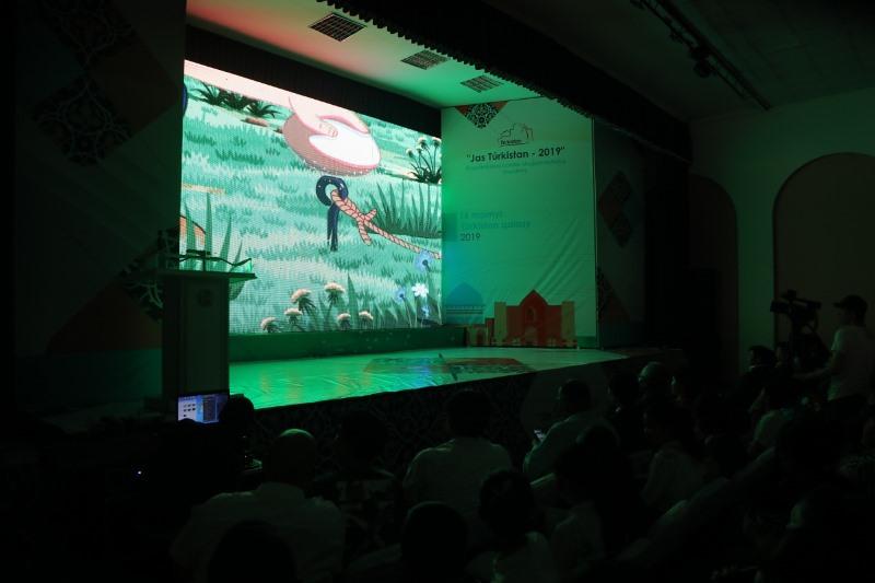 Вышел в свет анимационный фильм «Туркестан»