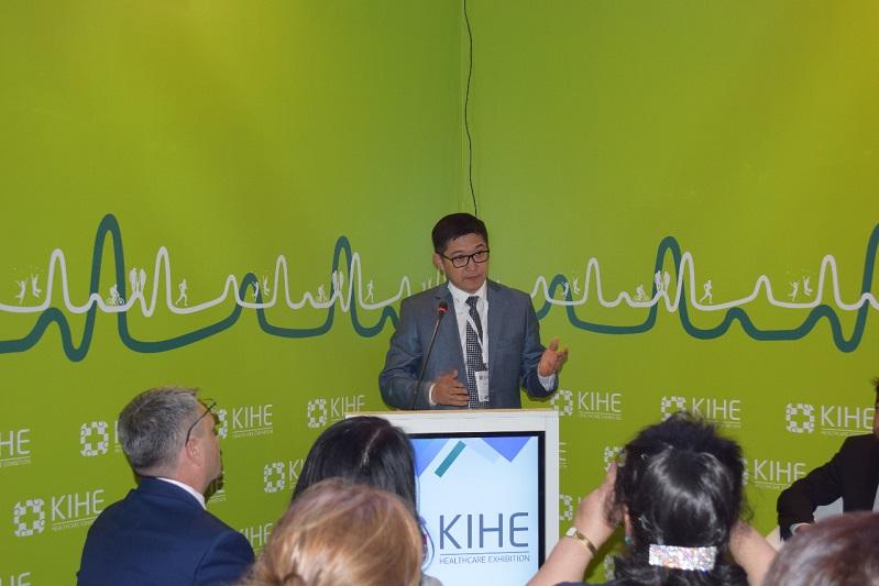 Представители медицинской отрасли съехались в Алматы