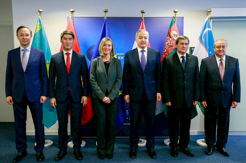 The European Union and Central Asia: New opportunities for a stronger partnership