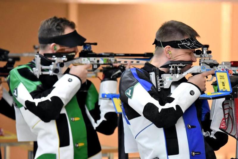 Казахстанский армеец завоевал «серебро» на турнире по пулевой стрельбе в Германии