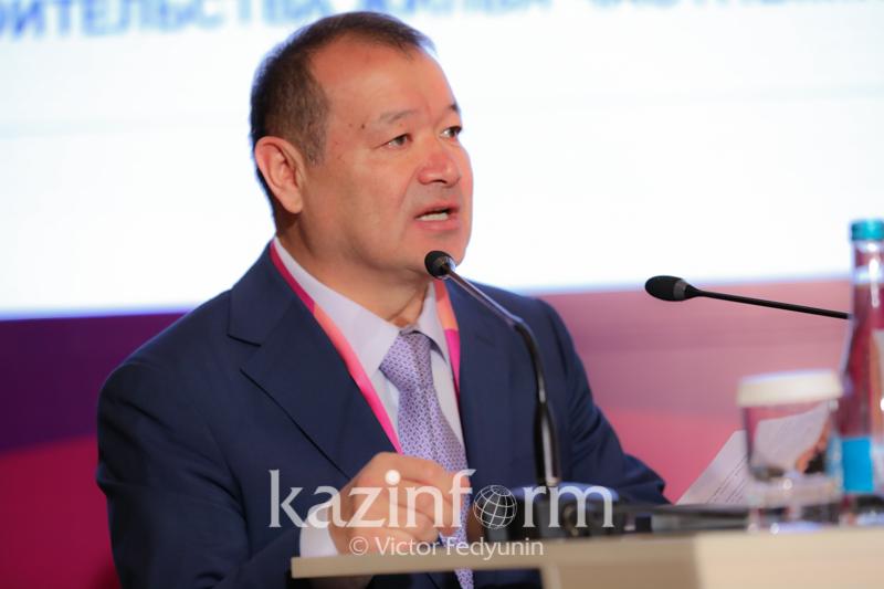 О планах по жилищному строительству на 2019 год рассказал Каирбек Ускенбаев