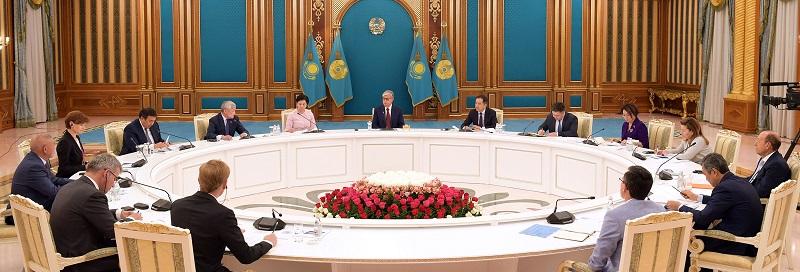 Kazakh President's 7 employment and labor tasks