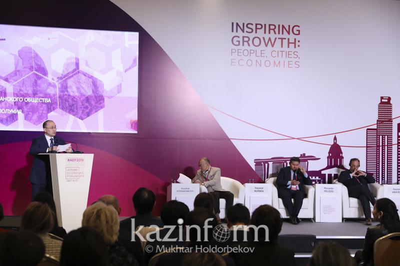 О готовности к открытой совместной работе с неправительственным сектором заявил Даурен Абаев