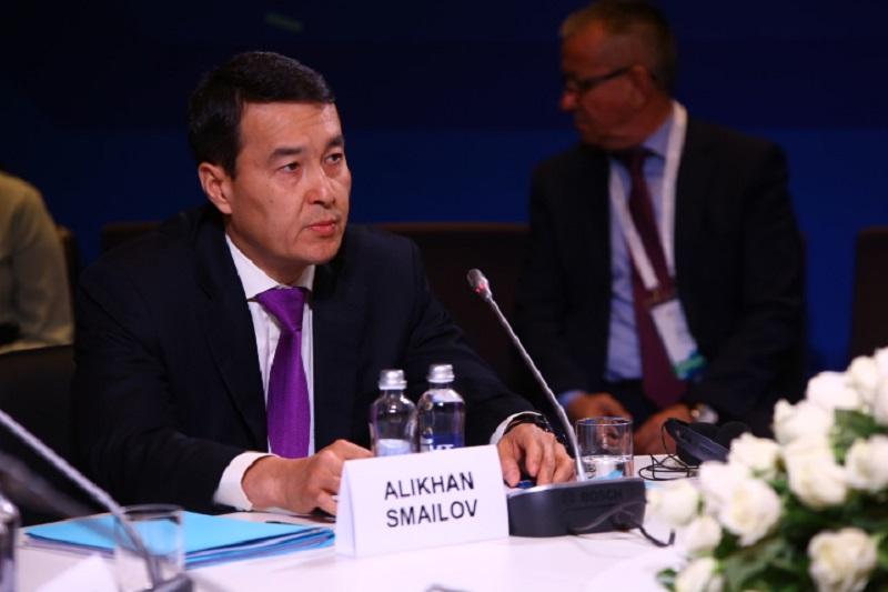 Алихан Смаилов: Среди инвесторов появилась конкуренция за казахстанские активы