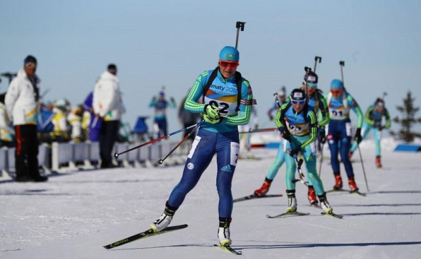 Казахстанскую биатлонистку дисквалифицировали на 4 года за мельдоний