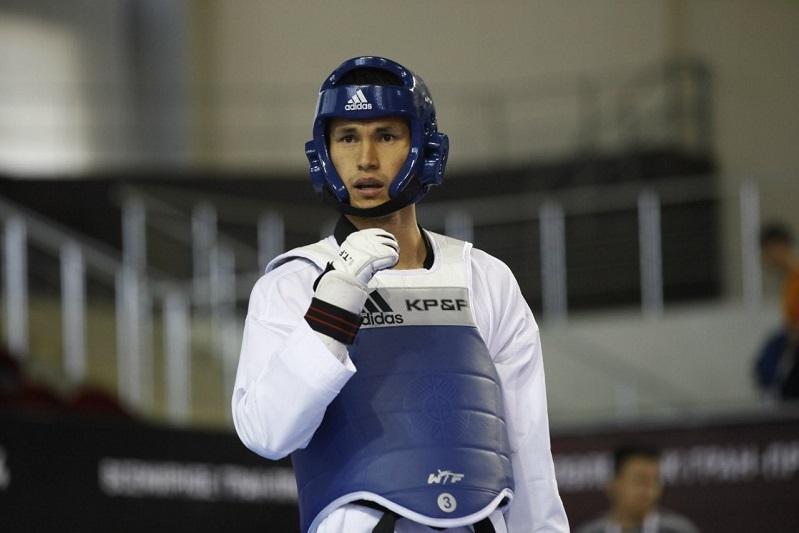 Казахстанец завоевал бронзовую медаль чемпионата мира по таэквондо