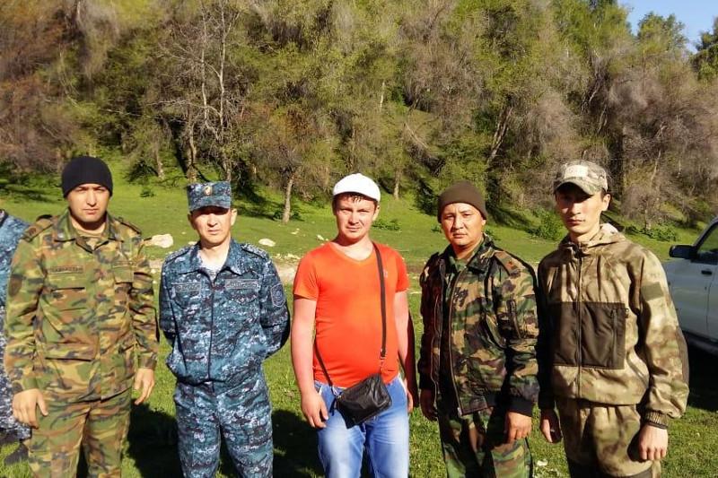 Алматы облысында Украина азаматы адасып кетті