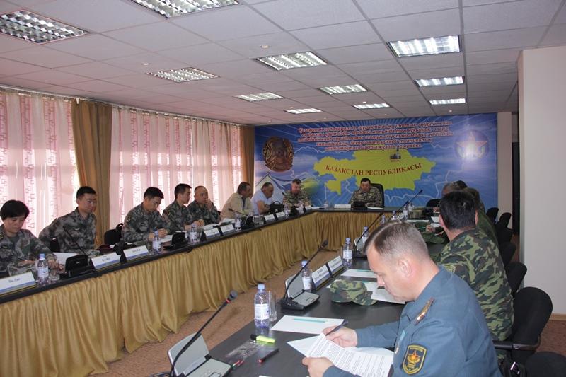 Рекогносцировку районов конкурсов «АрМИ-2019» провели в Алматы