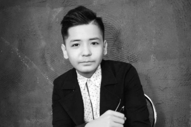 Полиция расследует факт гибели 13-летнего ведущего телеканала «Балапан»