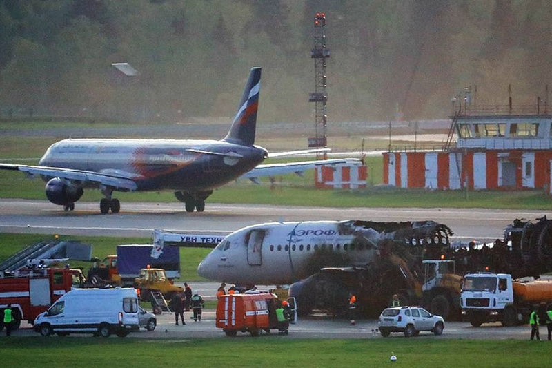 Aeroflot refutes reports about violation of instructions by ill-fated SSJ-100 crew