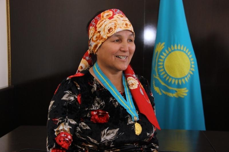 15 многодетных семей получили квартиры в Карагандинской области