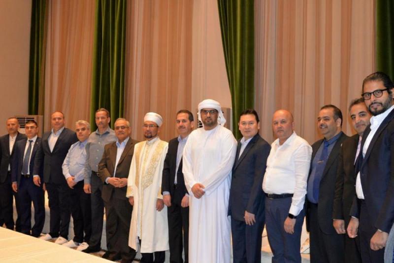 UAE Ambassador hosts Ramadan Iftar in Kazakhstan