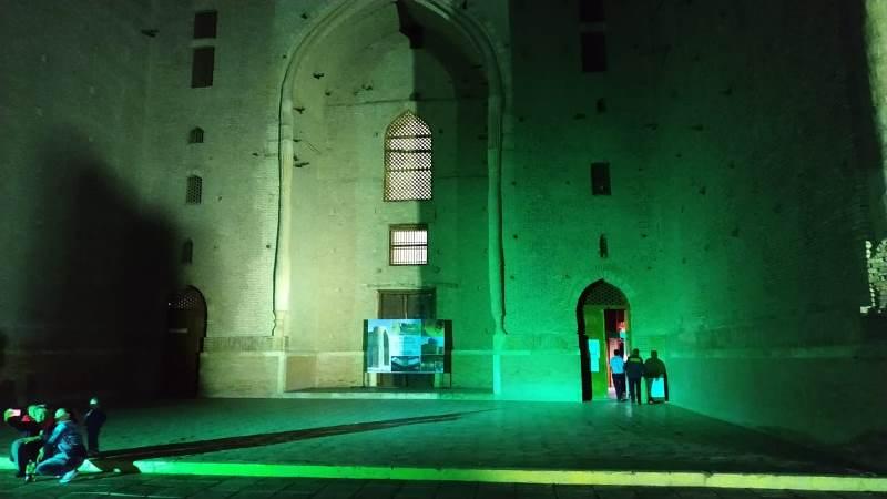 Түркістанда алғаш рет «Музей түні» ұйымдастырылды