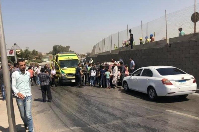 Туристический автобус подорвали в Египте, казахстанцев среди пострадавших нет
