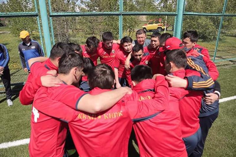 В Нур-Султане прошел турнир по футзалу с участием кандидата КНПК