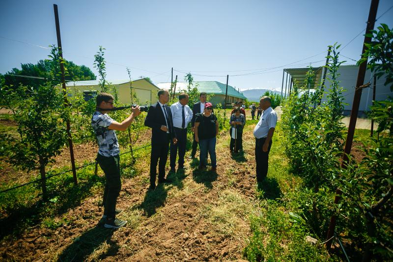 Аграрная кредитная корпорация продолжает кредитование аграрного сектора
