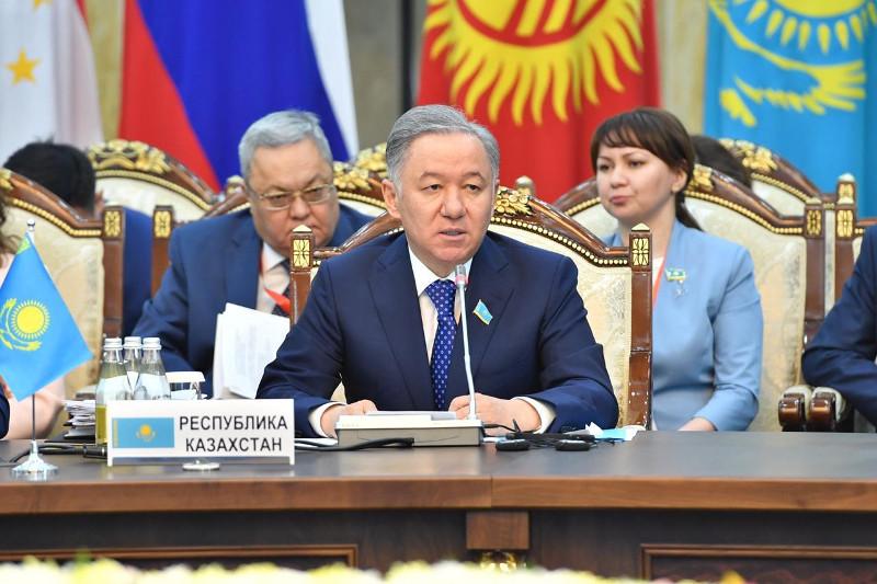 Н.Нигматулин: Работа парламентариев ОДКБ направлена на укрепление безопасности в регионе