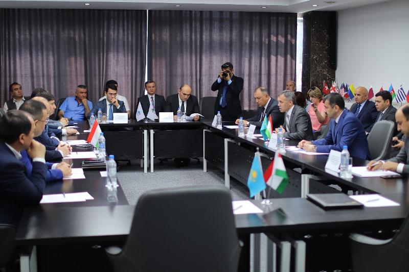 Офис представителя KazakhExport открыт в Таджикистане