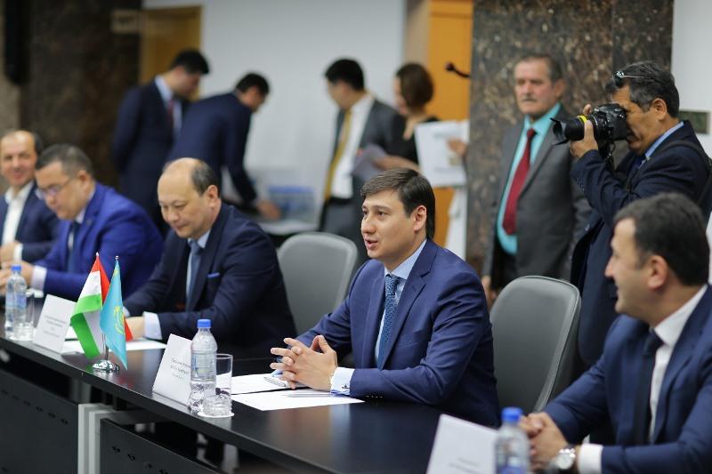Тәжікстанда KazakhExport өкілдігінің кеңсесі ашылды