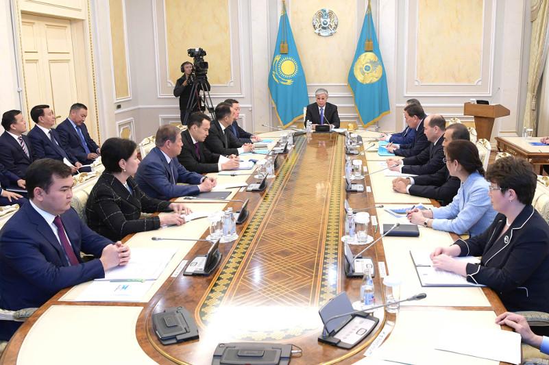 Первые руководители будут отвечать за своих подчиненных, уличенных в коррупции - Президент Токаев