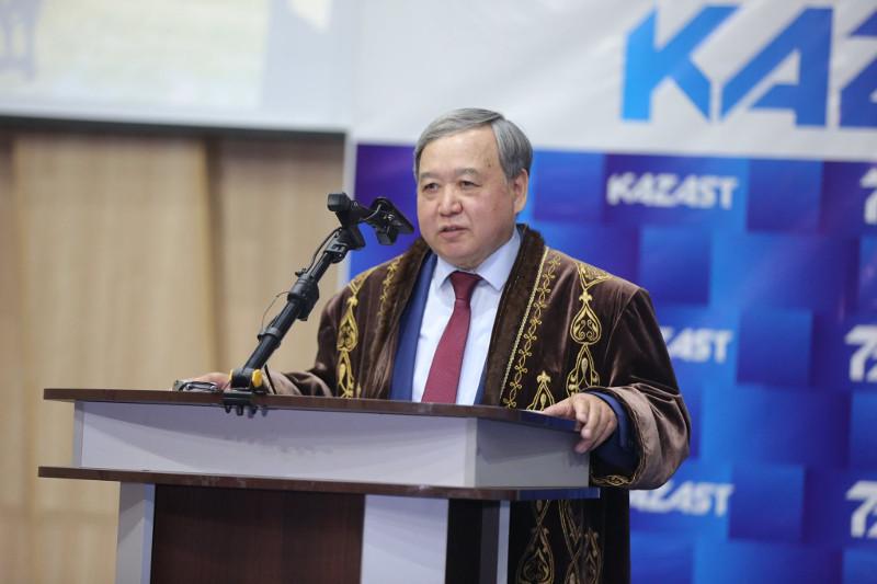 Садыбек Тугел провел встречу в Алматы