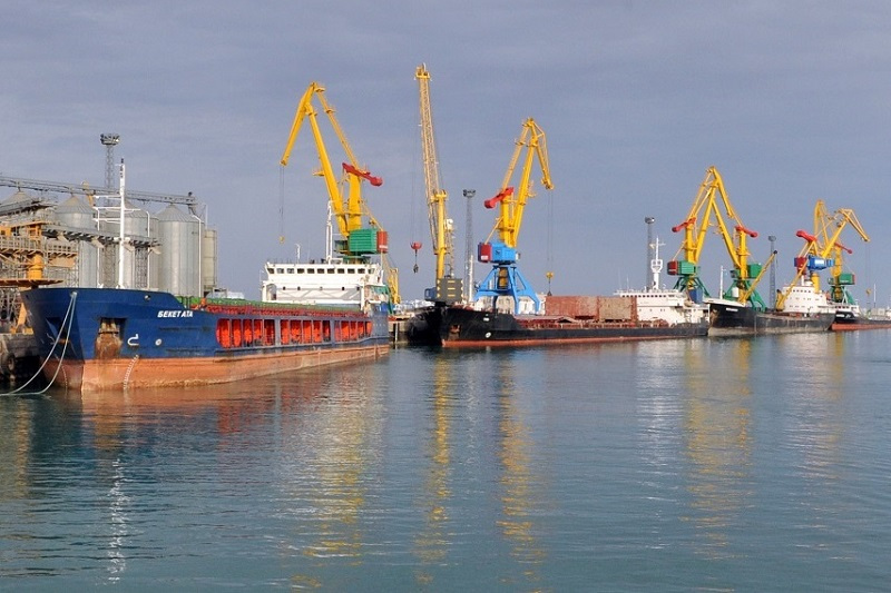 Aktau Seaport to cooperate with global port operator