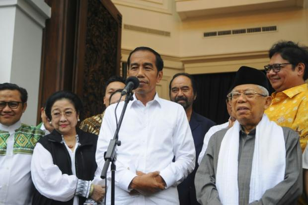 印尼总统佐科·维多多赢得连任