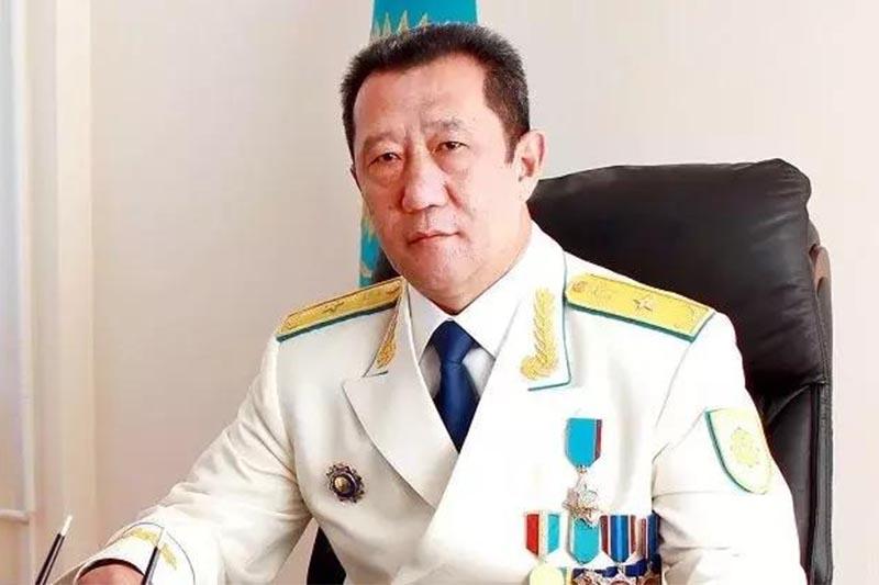 Багбан Таймбетов назначен прокурором СКО