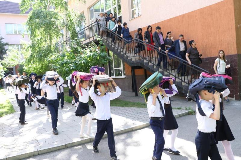 Новое средство раннего оповещения о землетрясениях тестируется в Алматы