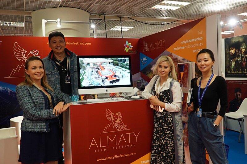 В Каннах рассказали об уникальных локационных возможностях Алматы для съемок фильмов