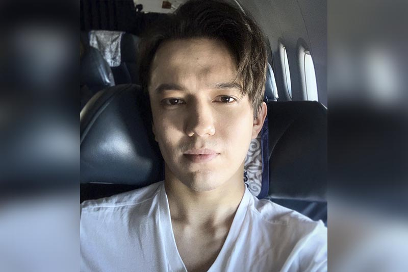 Dimash Kudaibergen back in Kazakhstan to work on solo show
