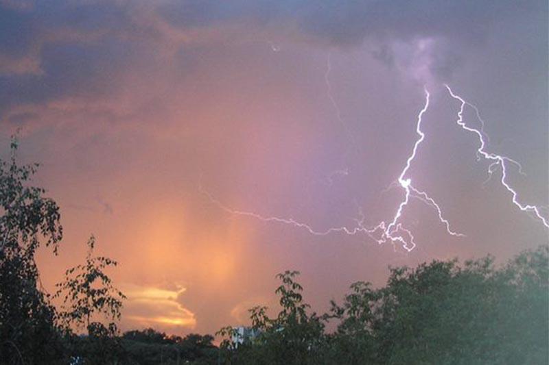 Штормовое предупреждение объявлено в Восточно-Казахстанской области