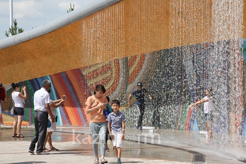 Сколько тратится на обслуживание городского фонтана в столице