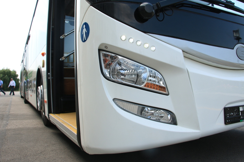 Елордаға электрмен жүретін 100 автобус сатып алынады