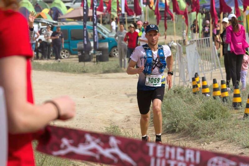 Армейский марафонец стал победителем Tengri Ultra-2019