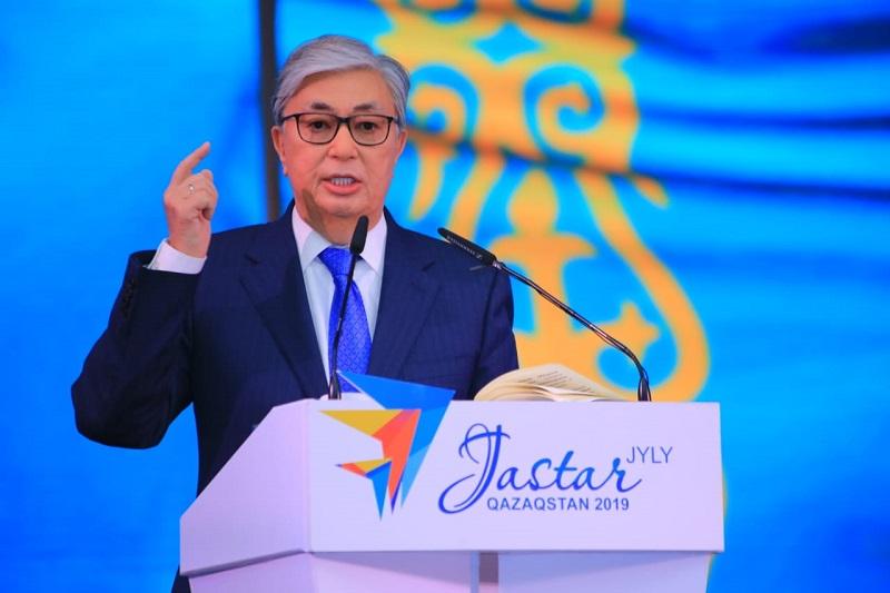 Президент «Жыл волонтері» халықаралық сыйлығын тағайындауды ұсынды