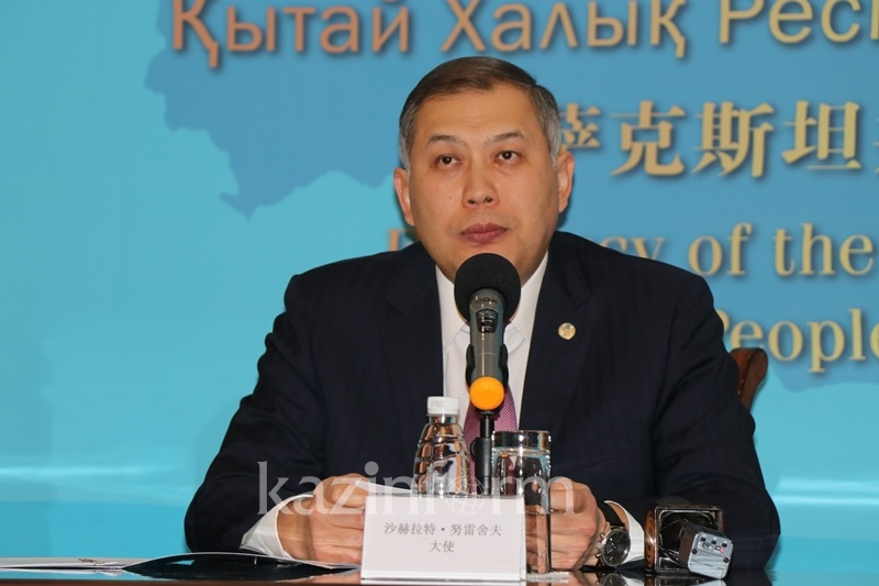 1,500 Kazakhstanis to cast their votes in Beijing during 2019 Presidential Election