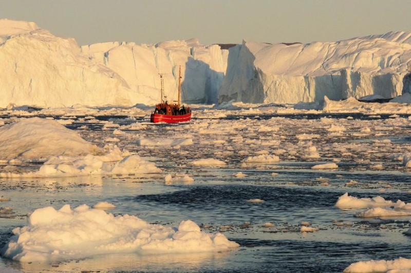 冰川学家:到本世纪末 全球海平面或将上升2米