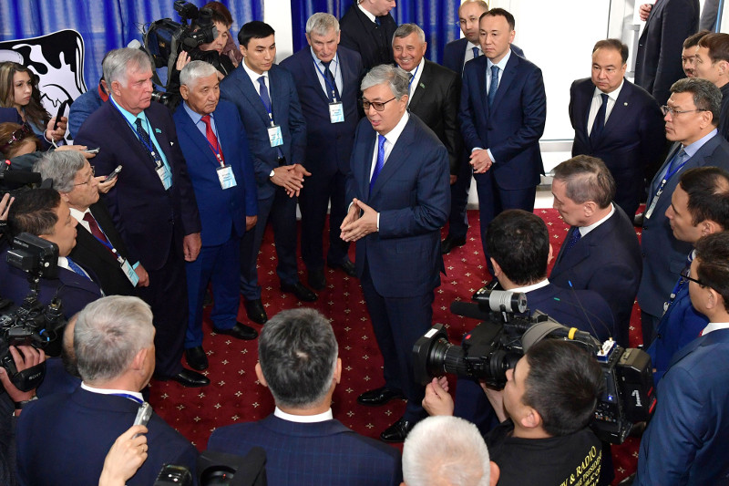 Kazakhstan's land is not for sale to foreign nationals - Tokayev