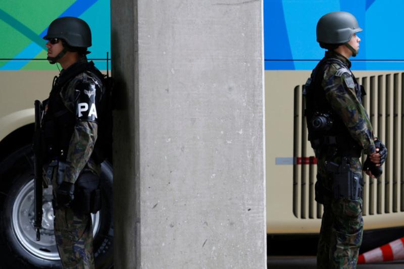 巴西一座教堂发生枪击案致3人死亡