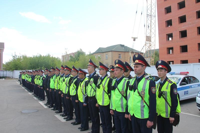 Павлодарские полицейские смогут оказывать экстренную помощь