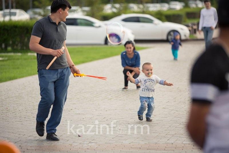 Астанада балалар үшін бірегей этно-аттракциондар ашылады