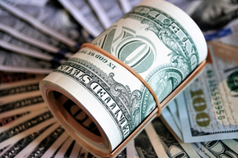 今日美元兑坚戈终盘汇率1:377.78
