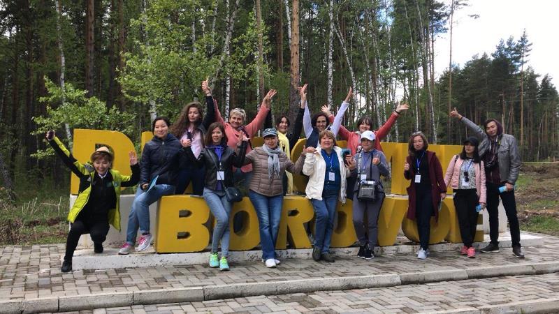 Туроператоры Западного Казахстана познакомились с Щучинско-Боровской курортной зоной