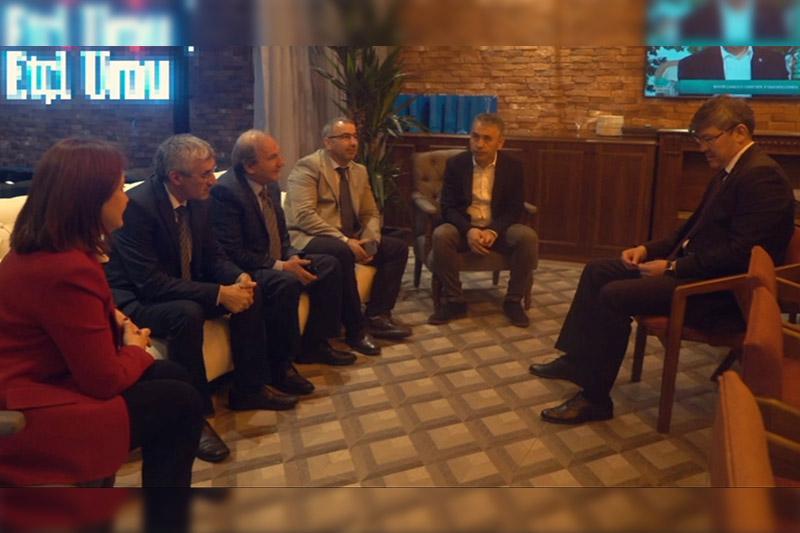 В Анкаре прошла пресс-конференция по президентским выборам в Казахстане