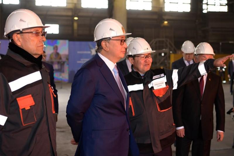 Президент РК о трудоустройстве людей с ограниченными возможностями: Мы будем поддерживать данную инициативу