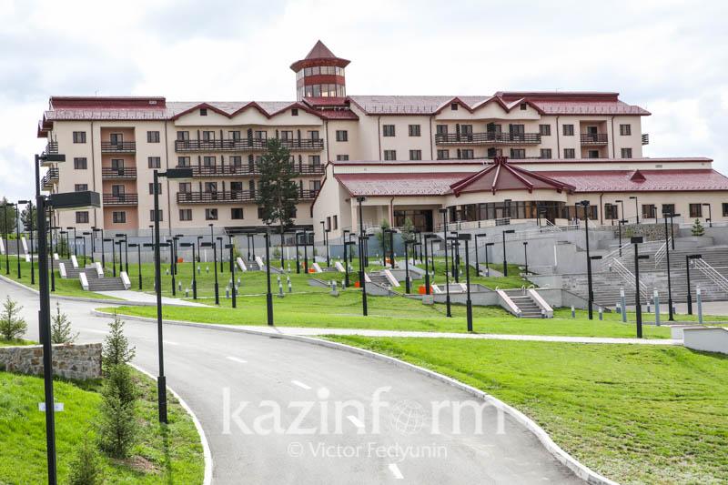 Казахстанские курорты ничем не уступают зарубежным - Kazakh Tourism