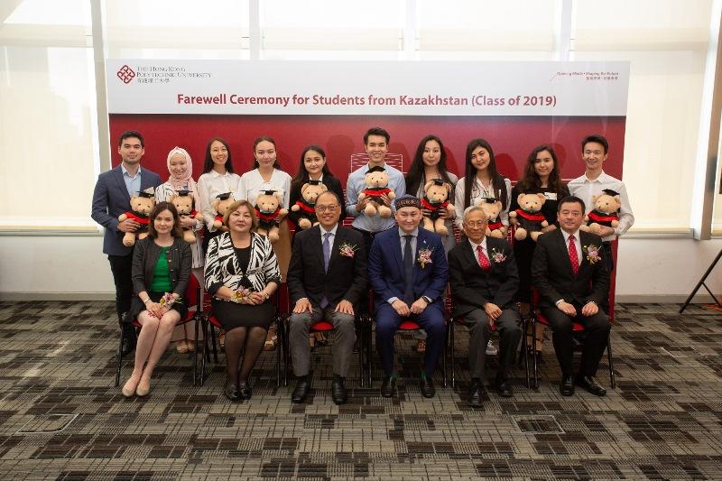 Выпускники НИШ с отличием закончили учебу в ведущем вузе Гонконга