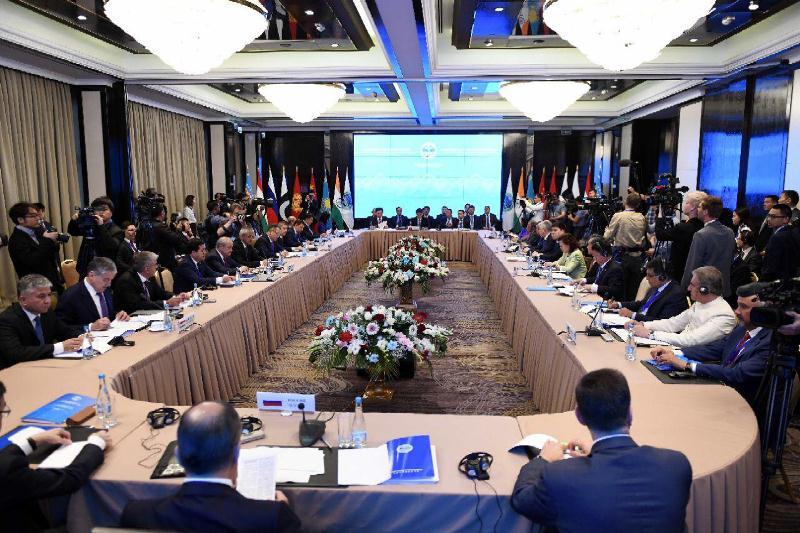 Бейбіт Атамқұлов Бішкекте ШЫҰ сыртқы істер министрлері кеңесіне қатысты