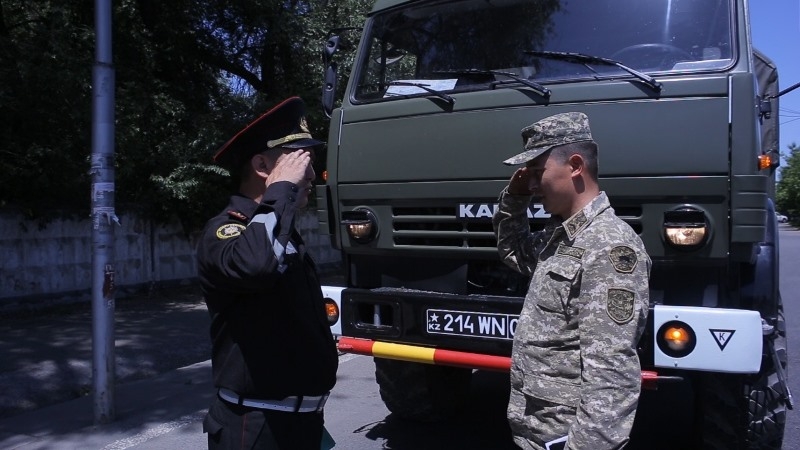 Минобороны проводит работу по предупреждению ДТП среди военнослужащих